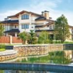 Элитная недвижимость с видом на гольф-поля